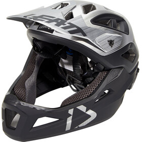 Leatt DBX 3.0 Enduro Bike Helmet grey/black
